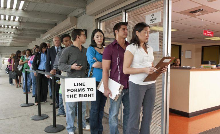 Desemprego: As pessoas não estão se requalificando para voltar ao mercado de trabalho